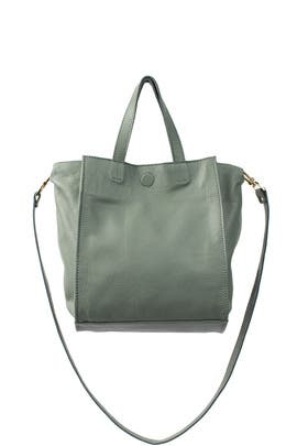Ice Moss Mini Tote by Cleobella Handbags