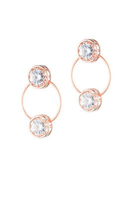 Circle Estate Earrings by Eddie Borgo