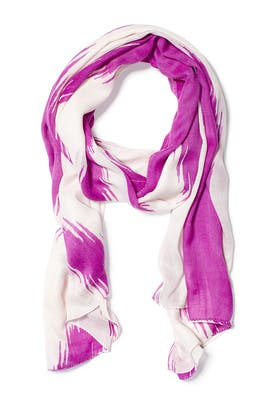 Orchid Ikat Wrap by Echo Accessories