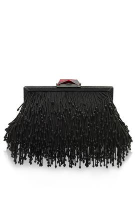 Fino Fringed Clutch by Kotur