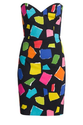 Moschino - Tangram Sheath