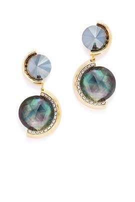 Delaunay Drop Earrings by Sarah Magid