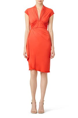 Z Spoke Zac Posen - Here Comes the Sun Dress