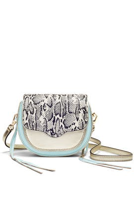 Tranquil Mini Sydney Crossbody Bag by Rebecca Minkoff Handbags