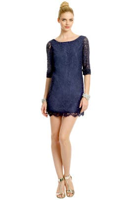 Shoshanna - Cypress Lace Shift