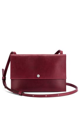 Accordion Crossbody by Shinola