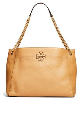 McGraw Slouchy Tote by Tory Burch Accessories