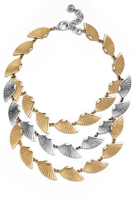 Horizion Triple Necklace by Lulu Frost