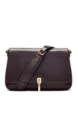 Black Currant Cynnie Mini Crossbody by Elizabeth and James Accessories