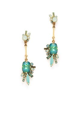 Livia Drop Earrings by Elizabeth Cole