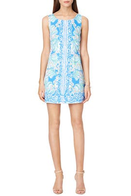 Lilly Pulitzer - Blue Shell Shift