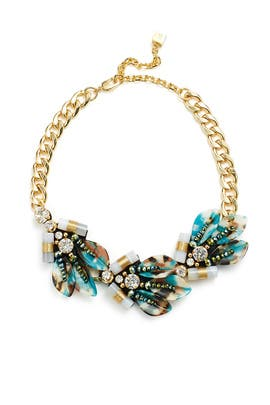 Lihua Necklace by Nocturne