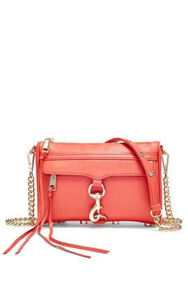 Coral Mini Mac Bag by Rebecca Minkoff Handbags