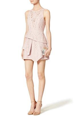 BCBGMAXAZRIA - Blush Beverly Dress