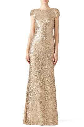 Badgley Mischka - Night at the Oscars Gown