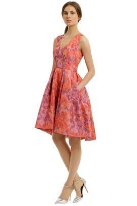 Mona Dress by Monique Lhuillier