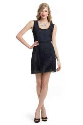 Jay Godfrey - Eclipse Scoop Pleated Dress
