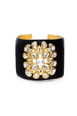 Wisteria Cuff by Kenneth Jay Lane