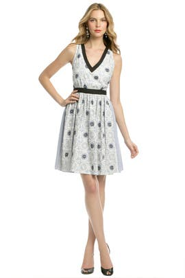 Sea Salt Summer Dress by Moschino Cheap And Chic