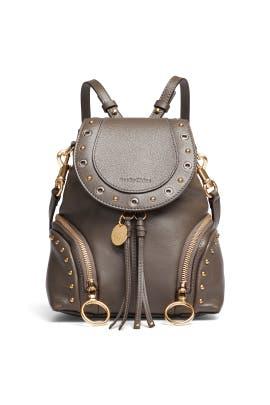 Brown Olga Backpack by See by Chloe Accessories
