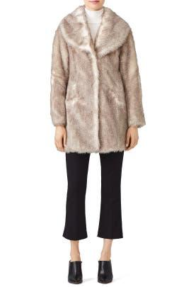 Elixir Faux Fur Coat by Unreal Fur