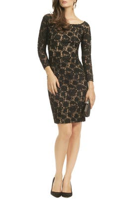 In And Out Of Love Dress by Carmen Marc Valvo