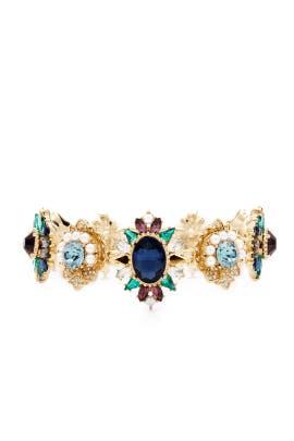 Regal Affair Bracelet by Marchesa Jewelry