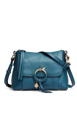 Blue Small Joan Satchel by See by Chloe Accessories