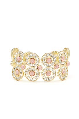 Blush Stone Soft Bracelet by Slate & Willow Accessories