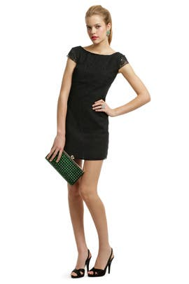 Black Jeanette Dress by Lilly Pulitzer