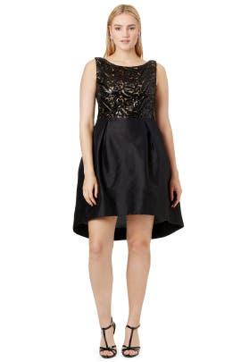 High Up Dress by ML Monique Lhuillier