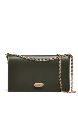 Mousse Arabica Dido Small Chain Bag by Nina Ricci Accessories