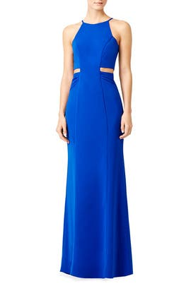 Keena Gown by Badgley Mischka