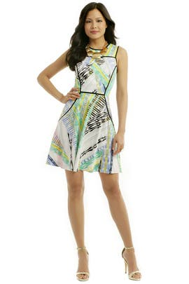 Shoshanna - Bermuda Dunes Dress