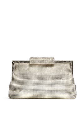 Josephine Crystal Clutch by Whiting & Davis