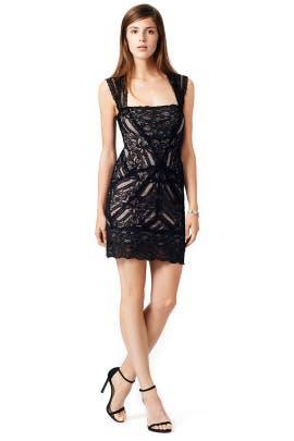 Nicole Miller - Pretty Woman Lace Dress