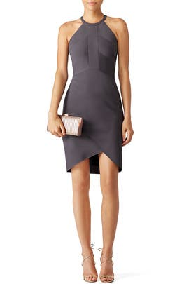 Amanda Uprichard - Stone Halter Sheath