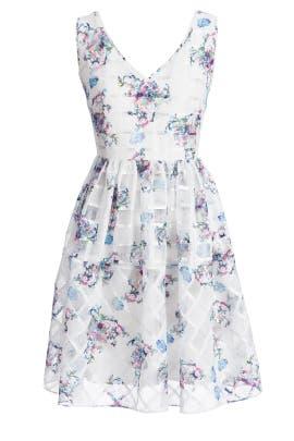 ERIN erin fetherston - Crossing Florals Dress