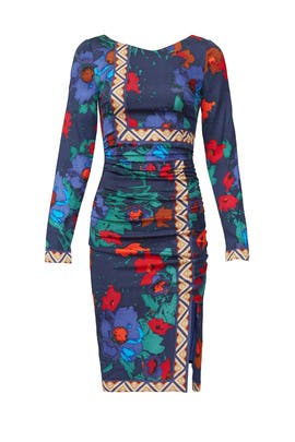 Tracy Reese - Floral Key Dress