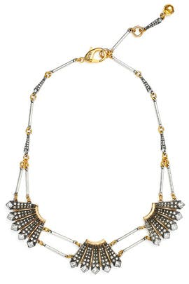 Brigitte Triple Necklace by Lulu Frost