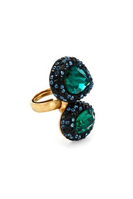 Oscar de la Renta - Creeping Ivy Ring