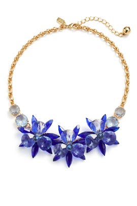 Blooming Brilliant Small Necklace by kate spade new york accessories