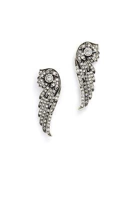 Rise Stud Earrings by Lulu Frost