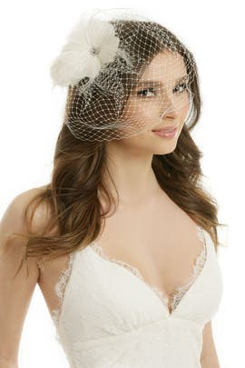 RTR Bridal Accessories - Come Fly with Me Veil