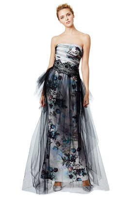 Botanical Dream Gown by Marchesa Notte