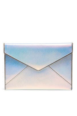 Opal Leo Clutch by Rebecca Minkoff Handbags