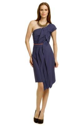 Sachin + Babi - Kenya Ruffle Dress