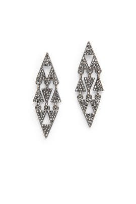 All Signs Drop Earrings by Slate & Willow Accessories
