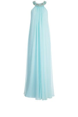 Greek Islands Gown by Badgley Mischka
