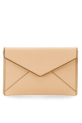 Biscuit Leo Clutch by Rebecca Minkoff Handbags